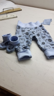 krepla babysachen selbstgenäht